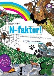 Natur med N-faktor - Naturstyrelsen