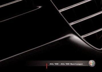 Alfa 159 - Alfa 159 Sportwagon