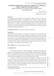 REVISTA TERRA E CULTURA - No 47 - Ano 24 - Agosto a ... - UniFil