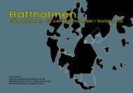 Hattholmen - Blekinge Tekniska Högskola