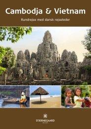 Cambodja & Vietnam - Stjernegaard Rejser