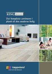 Det komplette sortiment i plank til den moderne bolig