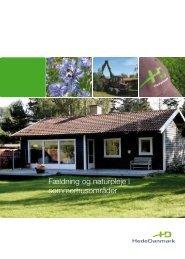 Fældning og naturpleje i sommerhusområder - HedeDanmark
