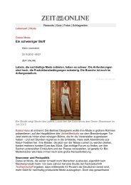 Original-Artikel lesen, (pdf-Datei, 62 kb) - Hessnatur