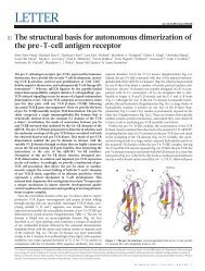 Link to Letter in Nature - Monash University