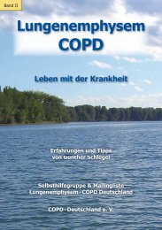 COPD - Patientenliga Atemwegserkrankungen e.V.