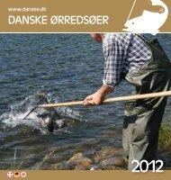 Danske Ørredsøer Guiden 2012