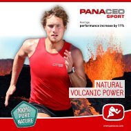 Natural volcaNic power - Panaceo