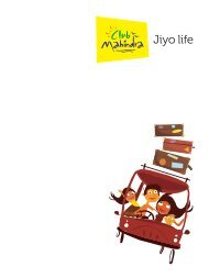 Download Brochure - Club Mahindra