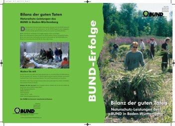 BUND -Er folge - BUND Konstanz
