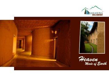 e-Brochure: Banasura Hill Resort, Nature Resort Wayanad, Kerala