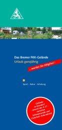 Unser brandneuer Flyer 9/2009 in deutsch Ansehen - FKK-Bremen.de