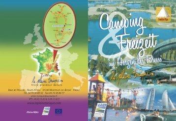 Laden Sie unsere Broschüre im pdf-Format - La plaine tonique