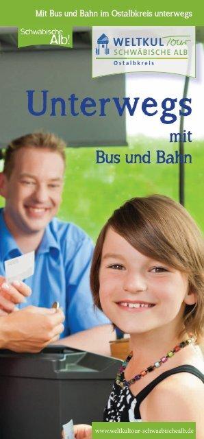 Unterwegs mit Bus und Bahn - OstalbMobil