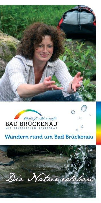 Die Natur erleben - Bad Brückenau