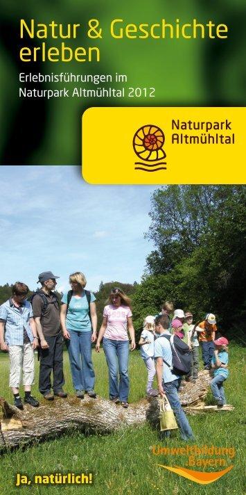 Natur & Geschichte erleben - Stadt Treuchtlingen