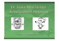 Dr. Isidor-Hirschfelder- Schullandheim Herongen