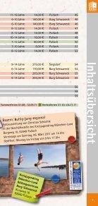 Ferien & Freizeit 2011 - Ferienlager Cuxhaven - Seite 7