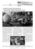 """""""Sport verbindet"""" 2004 - Europäische Akademie des Sports (eads) - Page 4"""