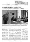 """""""Sport verbindet"""" 2004 - Europäische Akademie des Sports (eads) - Page 6"""