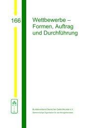 166 - Bundesverband Deutscher Gartenfreunde e. V.