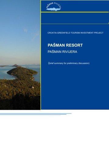 pašman resort