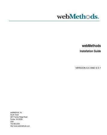 the Installer - Software AG Documentation