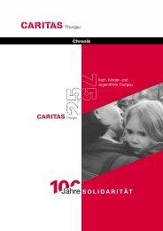 Chronik - Caritas Thurgau