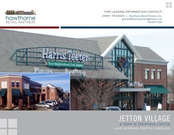 Jetton Village - Hawthorne Retail Partners