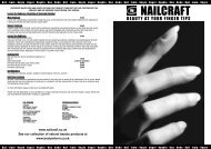 beauty at your finger tips - Nailcraft