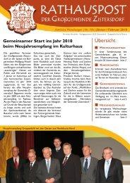 Datei herunterladen - .PDF - Zistersdorf