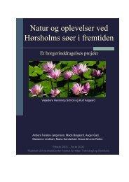 Natur og oplevelser ved Hørsholms søer i ... - Hørsholm Sølaug