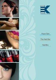 Hair and Beauty Brochure - Kilmarnock College