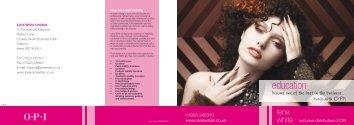 Lena White Education Brochure - PARADISE