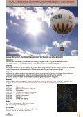 – Ballonfahren in Arosa – Transponder Mode S – 31. Internationale ... - Seite 5