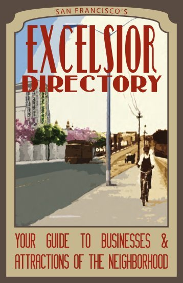 Directory Cover Final - Excelsior Action Group