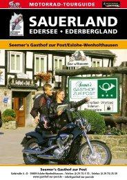 E-Book - Seemer's Gasthof zur Post