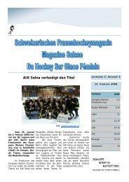 LKC-Saison 2007 / 2008 - Fraueneishockey in Deutschland