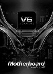 Manual da Placa - VS Company
