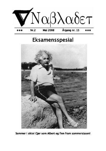 Nabladet nr 2.pdf - Nabla - NTNU