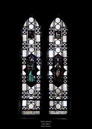 St Bart's Window Claus Nabert Nabert Studios