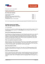 PDF zur Sendung vom 21. Januar 2013 - WDR.de