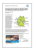 Energieeinsparkonzepte für öffentliche Bäder: Systeme ... - Seite 2