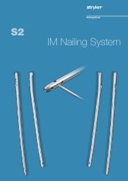 S2 IM Nailing System - Stryker