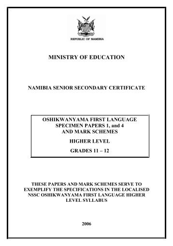 Lela Mobile Online - NIED and Finnish-Namibian Society launches ...