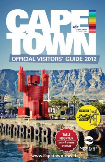 Download Your Free 2012 Cape Town Guide (7