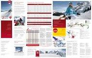 Der Schneegarant am Arlberg. Skipasspreise Warth-Schröcken ...
