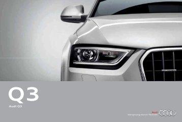 Katalog Audi Q3 6,3 MB - Autohaus Elmshorn