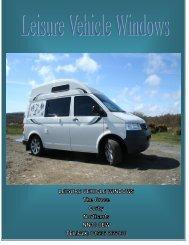 Page No's Vehicles - Leisure Vehicle Windows