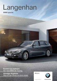 Unternehmensgruppe Langenhan - BMW Langenhan